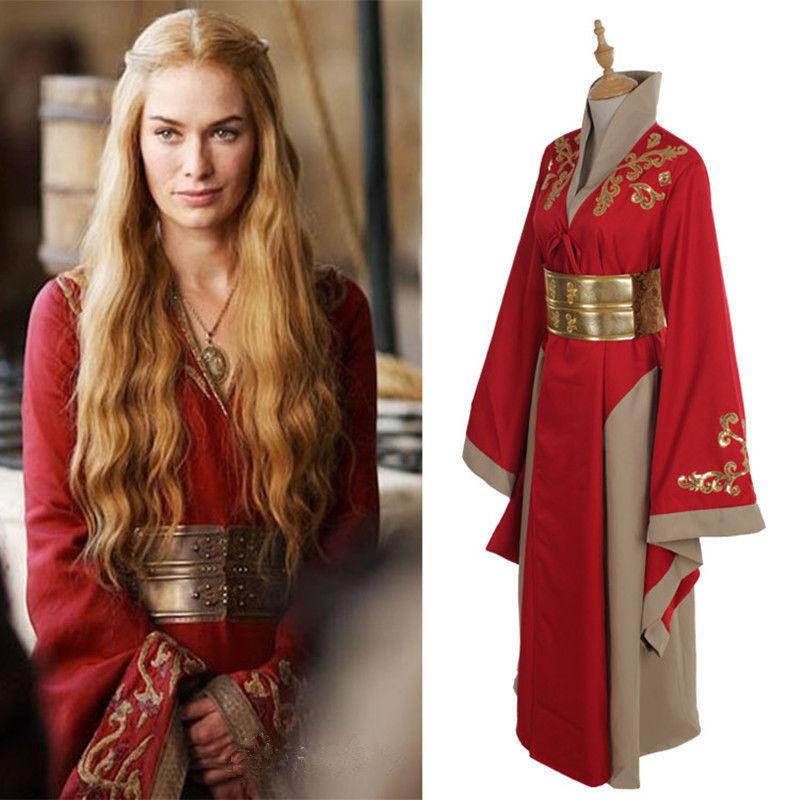 disfraz mujer juego de tronos