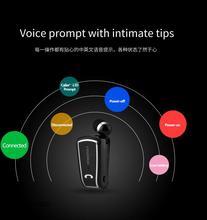 FineBlue FV3 Stereo Headphone Bluetooth Earphone Phone Sport Headset in Ear Buds Wireless Cordless Earpiece For iPhone Samsung
