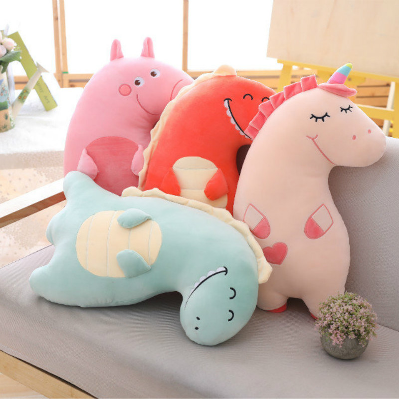 Creative Software Unicorn Pillows Pillows, Cute Pigs, Pigs, Dolls, Stuffed Toys, Children's Birthday Gifts