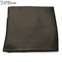 KiWarm 3K 200gsm 1mx1m Carbon Fiber Cloth 0 28mm Thickness Twill Woven Carbon Fabric For Commercial