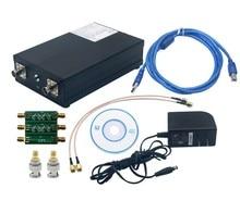 NWT500 BNC تردد الاجتياح محلل السعة تردد متر DC12V 50K إلى 550M USB واجهة