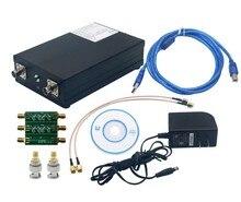 NWT500 BNC Frequenz Sweep Analyzer Amplitude Frequenz Meter DC12V 50K zu 550M Usb schnittstelle