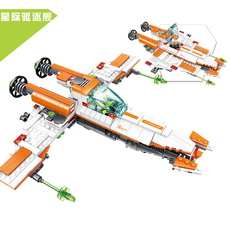 Models Building Toy 55174 Star Wars X Wing Airplane 429pcs Building