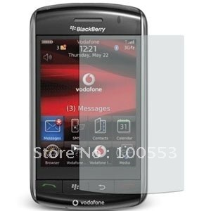 For Blackberry Storm 2 9520 clear JHHC Screen Protector, Without Retail Package+50pcs/lot,Drop shipping