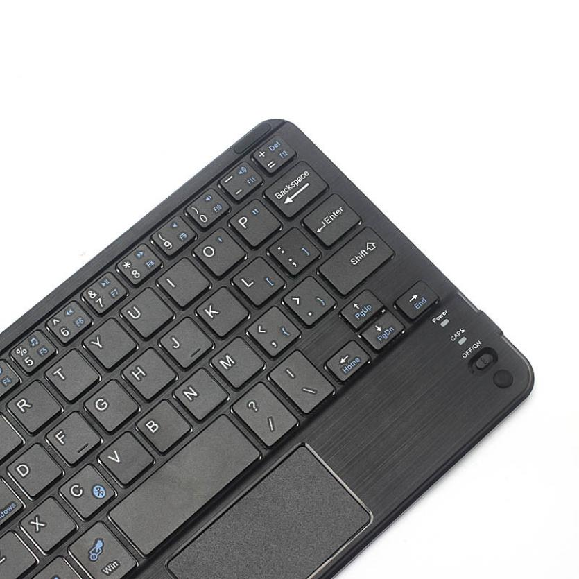NEW HOT Selling Wireless Bluetooth Keyboard Touchpad For All 7-10 inch Android Windows Tablet jn1