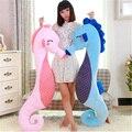 Fancytrader Гигант Аниме Sea Horse Плюшевые Подушка Большой Фаршированные Мягкие Игрушки Гиппокамп Подушка для Подарков
