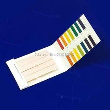 10x 80 Strips Full pH 1-14 Test Paper Litmus Testing Kit -B119