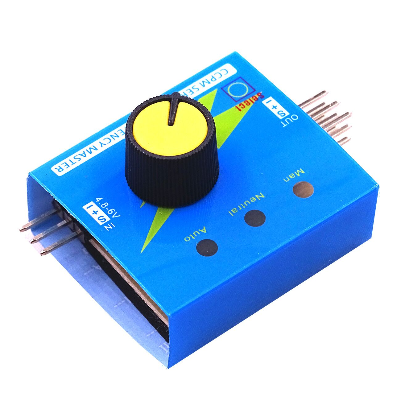 Details about  /New 3CH ESC Servo Tester CCPM Consistency Master Checker Tester