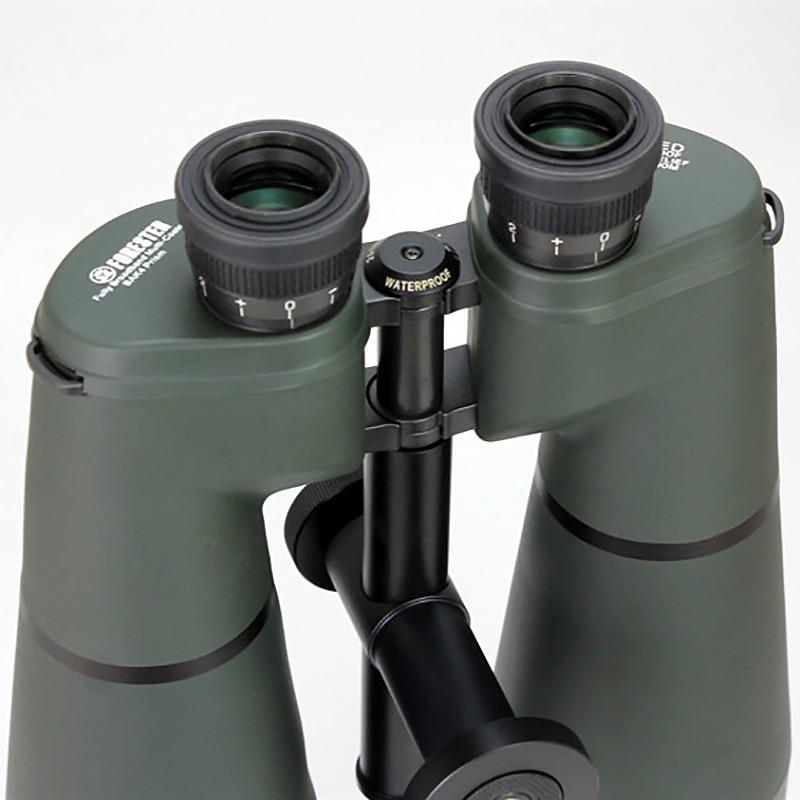 Powerful 20x65 Binoculars HD Waterproof Lll Night Vision Binocular ED Glass Objective Lens Outdoor Camping Telescope with Tripod in Monocular Binoculars from Sports Entertainment
