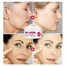 VIBRANT GLAMOUR peptides collagen Face Cream rejuvenation anti wrinkle anti-agin