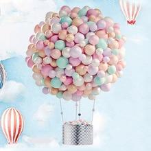 10pcs Macaron Latex balloons Wedding Birthday Decoration Ballon Event Party Supplies 10 inch Baby Shower Helium Balloon Globos стоимость
