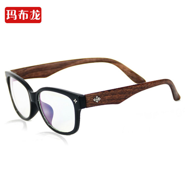 eebad18dcdf Free prescrption filling nearsighted optician prescription glasses frame  shortsighted men eyeglasses myopia spectacle 501