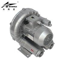 Боковая кольцевая воздуходувка 075 кВт вакуумный насос Регенеративная