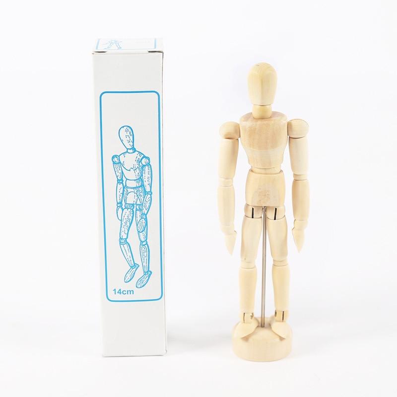 5.5inch Wooden Mannequin