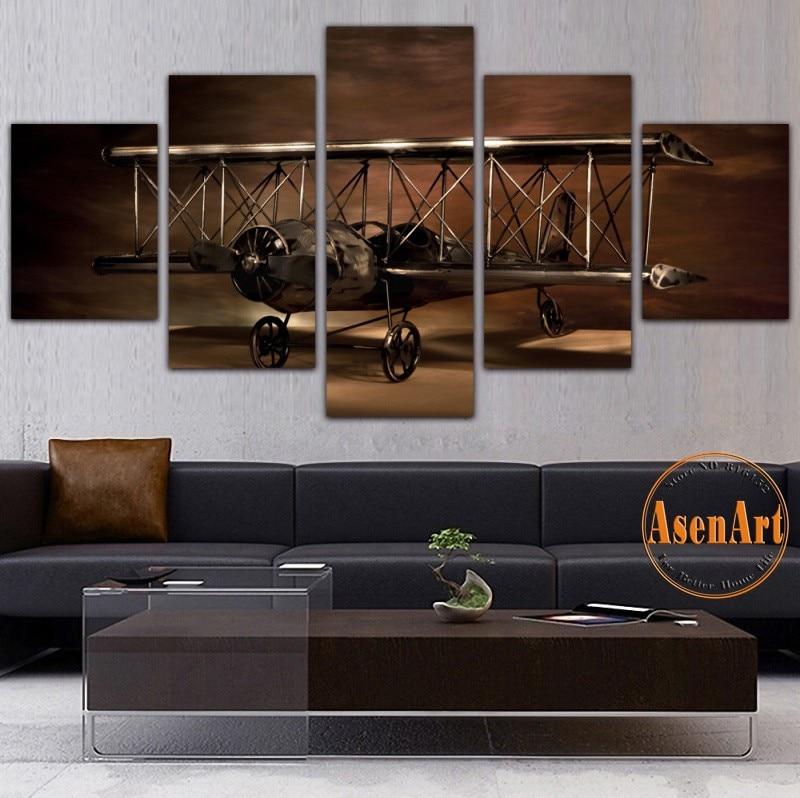 airplane wall art roselawnlutheran. Black Bedroom Furniture Sets. Home Design Ideas