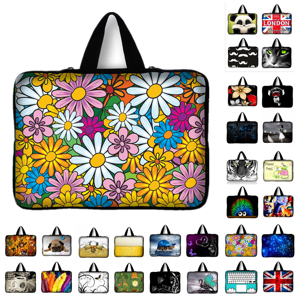 Multiple design 13.3 14 14.4 15 15.6 17 17.3 laptop notebook sleeve tablet case for 9.7 inch 10 11.6 13 Computer