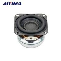 Aiyima 1.5 cal 4Ohm 10 W Pełny Zakres Audio Głośnik Basowy Stereo Głośnik Niskotonowy Głośnik Róg
