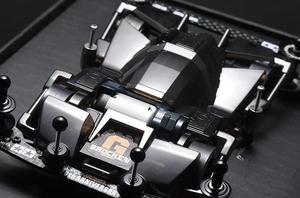 Image 4 - 1 Set Black Transparent BROCKEN GIGANT Car Model with Upgrade Spare Parts Kit for Tamiya Mini 4WD Car Model