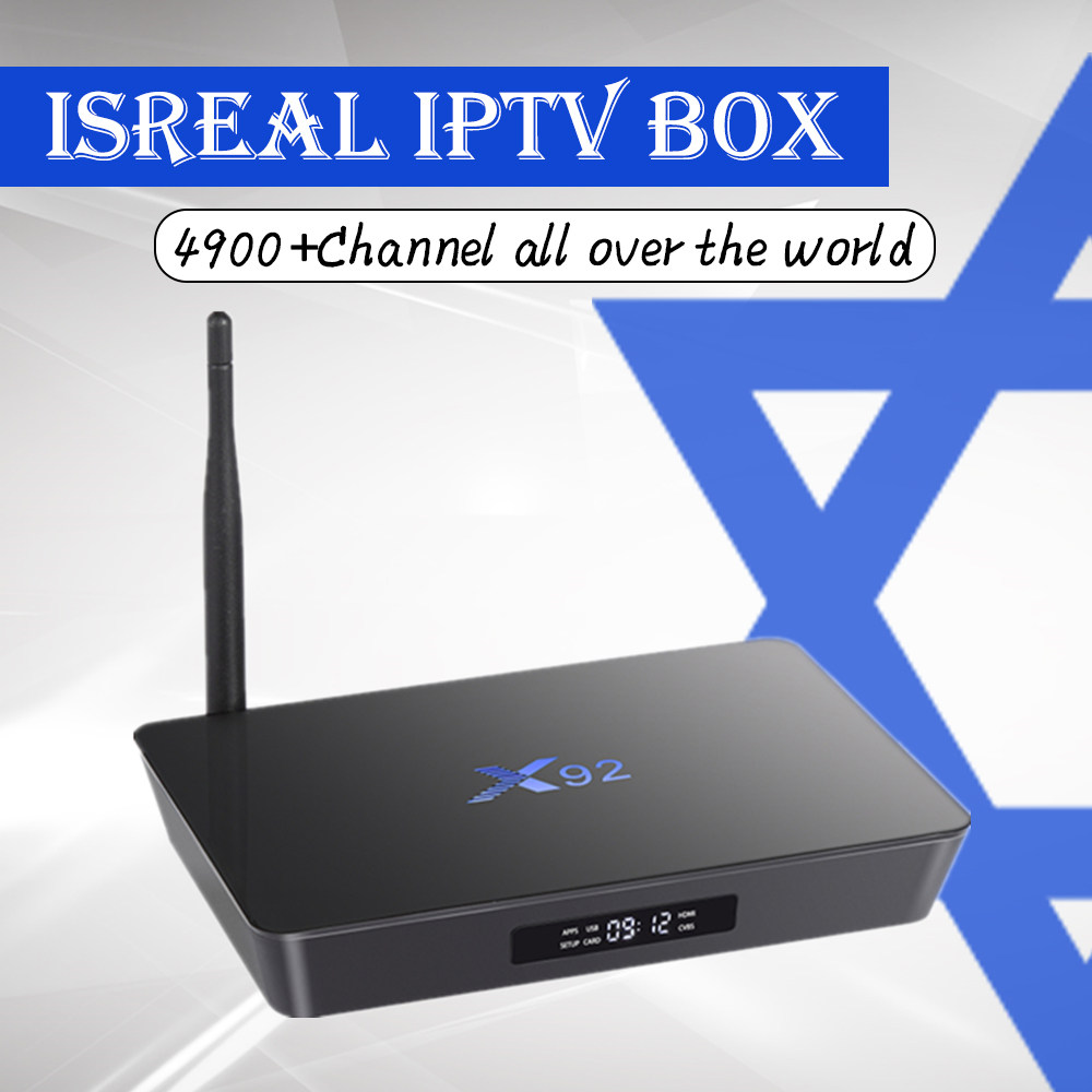 X92 Android 7.1 tv box Amlogic s912 Octa-core 2G/16G 3G/32G 4700+ Arabic Europe Israel France Dutch UK IPTV Smart tv Set top box shinsklly x92 android tv box amlogic s912 octa core ram 2g rom 16g 32g smart tv box android 6 0 wifi 4k 3d player set top box
