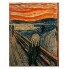 Edvard Munch Scream Painting