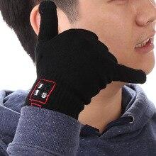 Bluetooth Wireless Earphone Gloves Touch Screen Mobile Headset Speaker For All Phone Unisex Sport Stereo Music Gloves