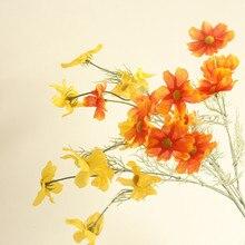 Gesang flower 10 head cosmos chrysanthemum artificial flowers home decoration wedding decoration fake flowers e mandyczewski ellens gesang d 837