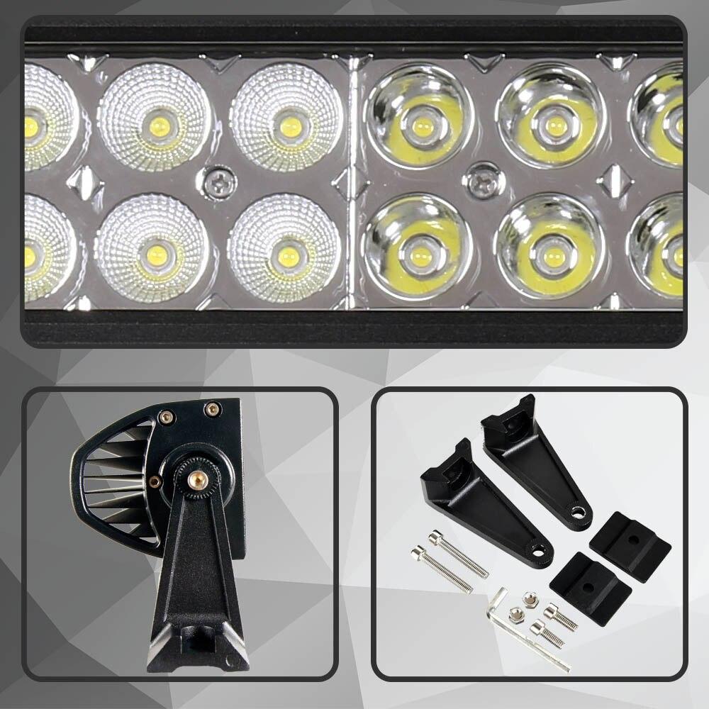 42 Inch 240w Led Light Bar Wiring Kit For Off Road Indicators Work Mitsubishi Ecodan Diagram Hello Eovo