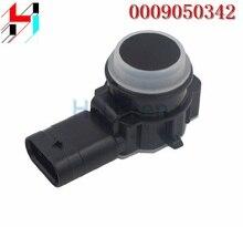 (10pcs) A0009050342 Parking Sensor Distance Control Car Detector For Benz A-Class B-Class SL GLK White Color 0009050342