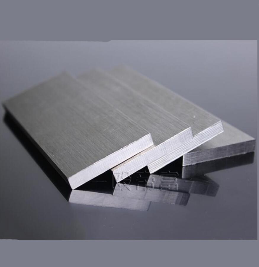 304 drawbench stainless steel  rectangle piece sheet Board DIY material 100*50*2mm цена 2017