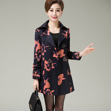 Free shipping 2016 autumn new Korean female windbreaker slim double breasted long sleeved trench casual temperament woman coats