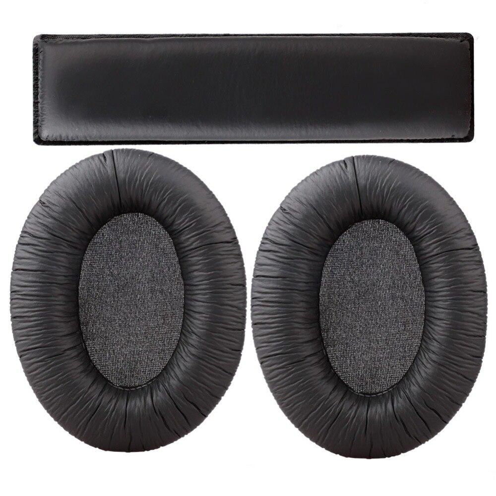 1 Pair Replacement Earpad Cushions Comfortable Ear Pad For Sennheiser HD201 HD180 HD201S Headphones