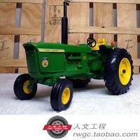 Knl хобби J Deere 4320 трактор сплава модели автомобиля подарок коллекция закон о безопасности ERTL 1:16