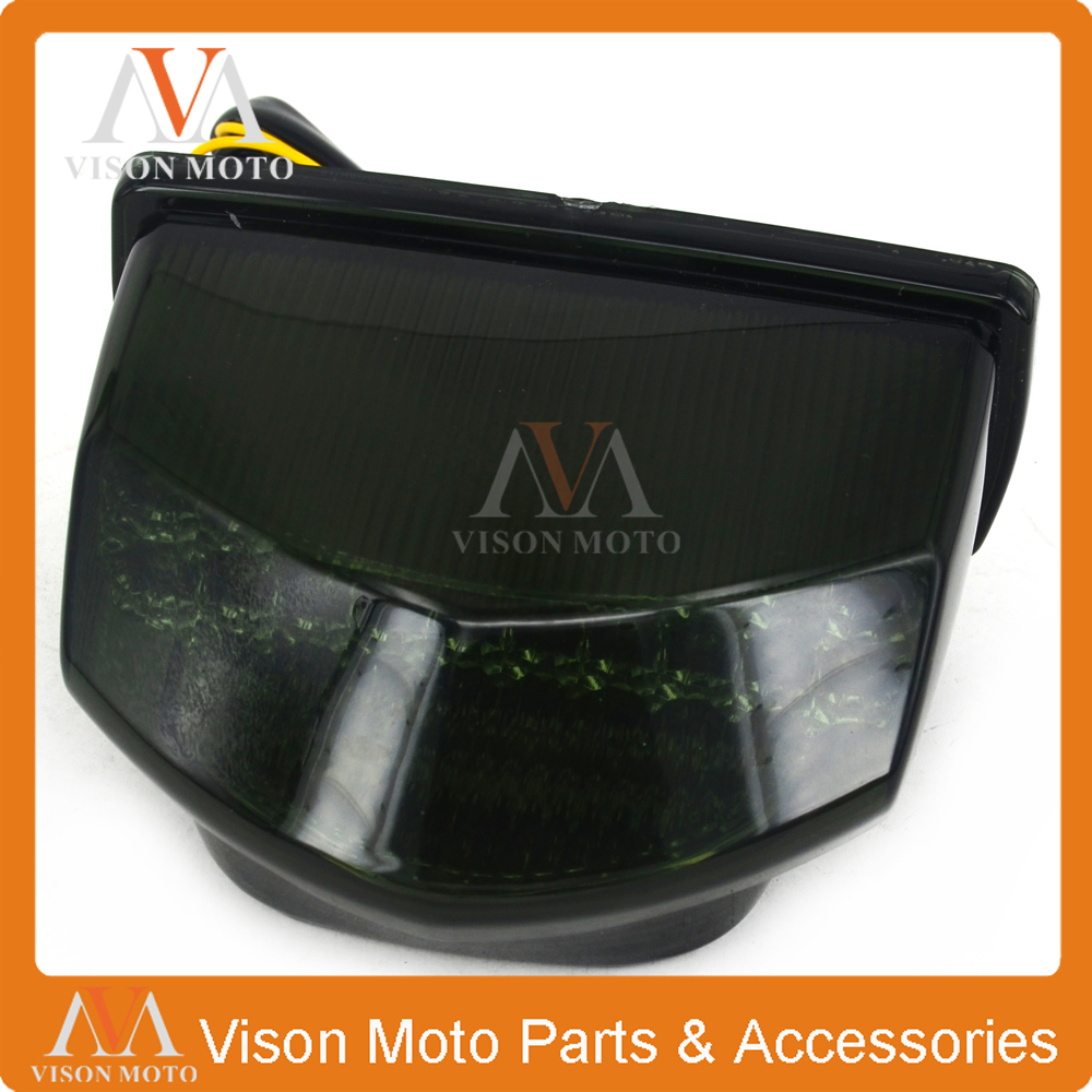Motorcycle Rear Tail Light Brake Signals Led Integrated Lamp Light For HONDA CBR600RR CBR600 RR 2007 2008 2009 2010 2011 2012 arashi motorcycle radiator grille protective cover grill guard protector for 2008 2009 2010 2011 honda cbr1000rr cbr 1000 rr