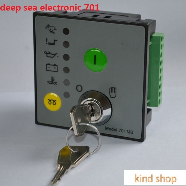 made in china Generator Controller deep sea control genset spare part 701 replace dse701