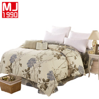 2018 New 100% Cotton Printed Adult Duvet Cover European Bedding Sets Duvet Covers Style Bedding 4 Sizes Available Global Sales