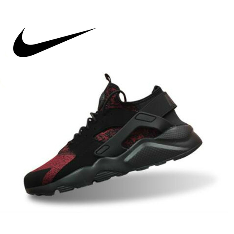 Ufficiale originale Nike Air Huarache Run Ultra uomo Runningg Scarpe di Modo Confortevole Scarpe Sportive Traspirante Nuova 753889-994