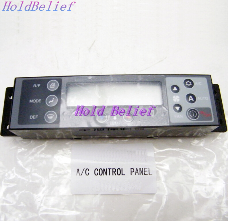 Air Conditioner Control Panel 51586 17813 for SK200 8 SK330 8