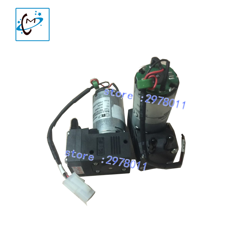 Original new !!! Flora LJ3208 /LK3208 large format printer 24V pump PM21461-NMP830 solvent pump spare part hot sale single dx5 ink pump assembly for flora versacamm leopard large format printer machine