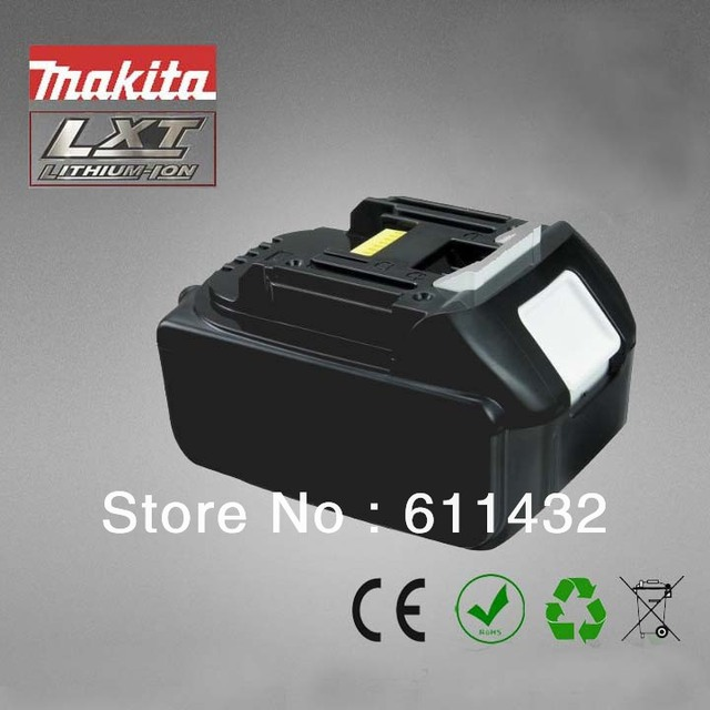 Replace Makita battery BL1830 18v Lithium-Ion Tool Battery
