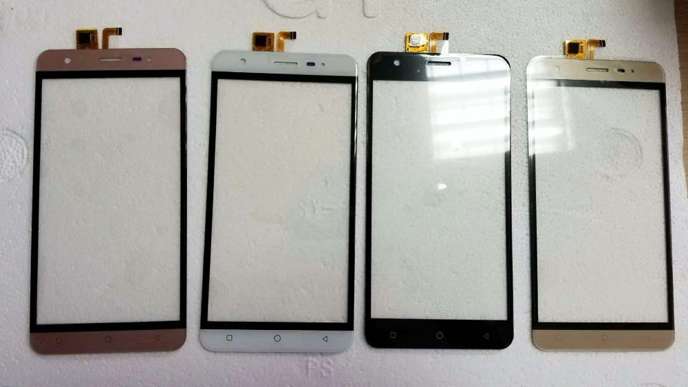 5.0inch For Vertex Impress Eagle touch Screen Front Glass Panel Digitizer Repair Parts Lens Replacement Cell phone
