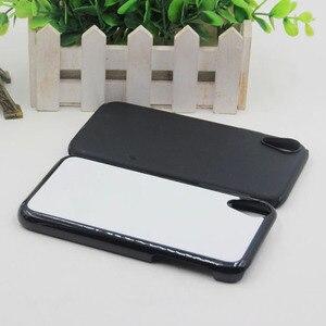 Image 5 - MANNIYA Blank sublimacyjny twardy podwójny 2 w 1 TPU + etui na telefon PC dla iphone XR z wkładkami aluminiowymi darmowa dostawa! 50 sztuk/partia