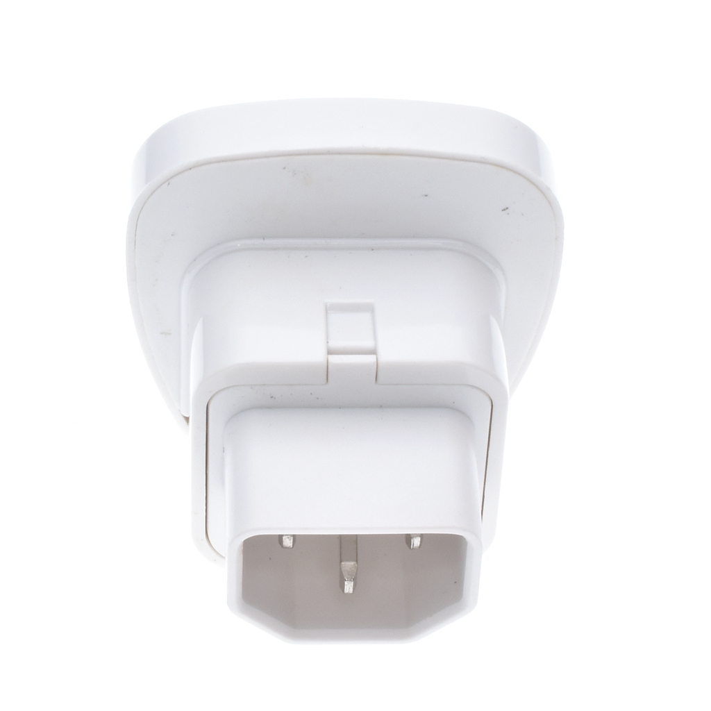 HTB1fR8hMNjaK1RjSZFAq6zdLFXag - 2pcs/lot IEC 320 C14 Plug to Universal socket 1to2 converter power Adapter with Safety Shutter APC UPS PDU IEC-320 C14 inlet