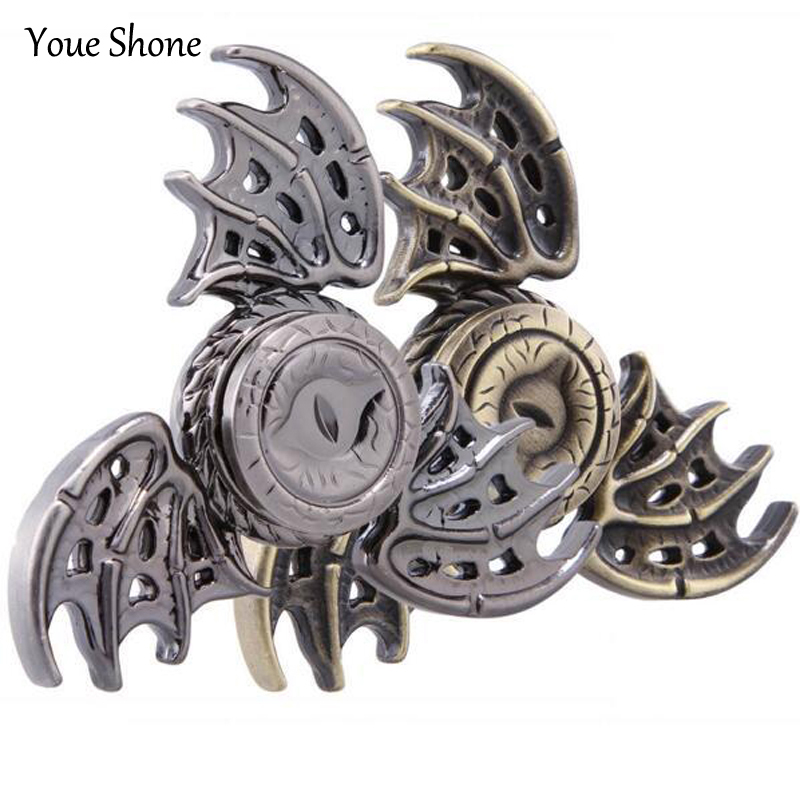 Fidget Spinner Toy Game of Thrones Dragon Eye Hand Finger Spinner ADHD Autism Be
