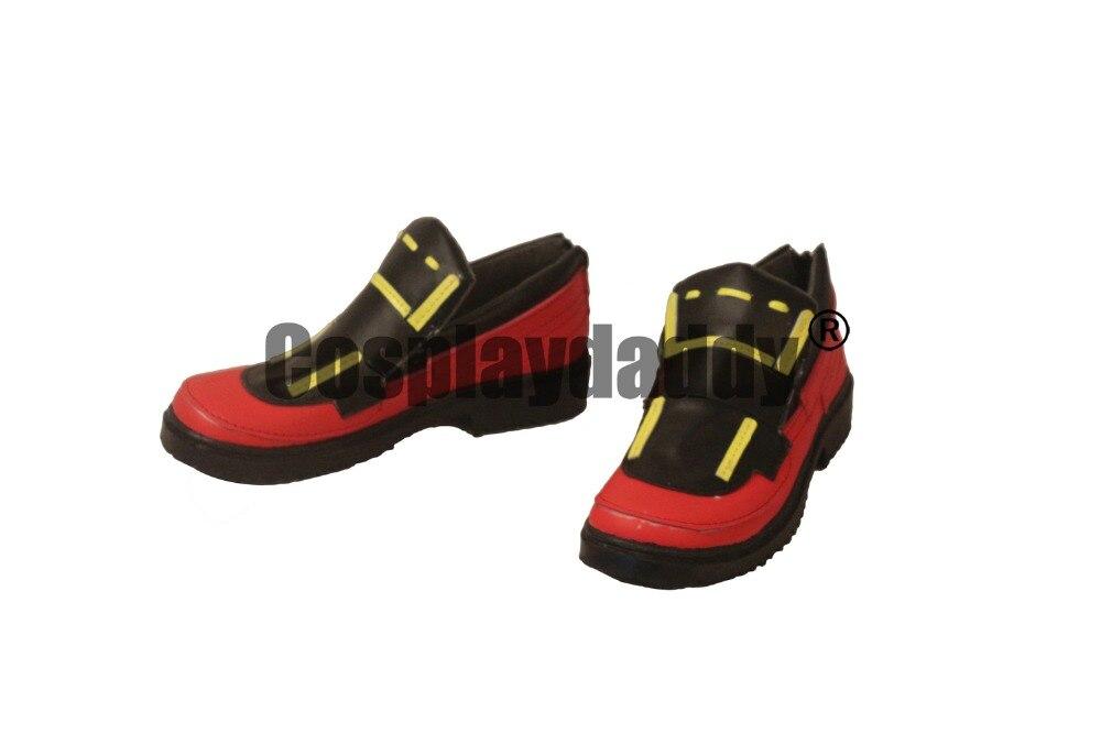 Boussole Sprinter Shinobi Clan Ninja Kiryuin Kirara jeu Cosplay chaussures bottes S008