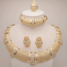 Dubai Gold Color Jewelry Sets