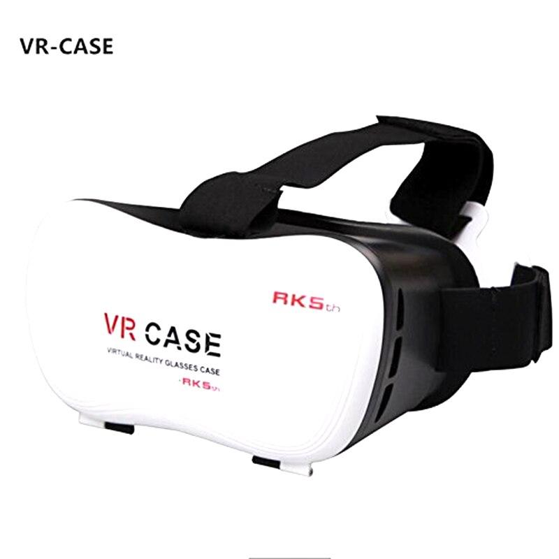 <font><b>VR</b></font> Box 3D Viewing <font><b>Glasses</b></font> Focal and Pupil Distance <font><b>Adjustable</b></font> Virtual Reality Headset <font><b>Video</b></font> <font><b>Movie</b></font> <font><b>Game</b></font> <font><b>Glasses</b></font>