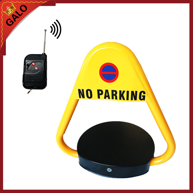 Triangle automatic remote control parking barrier / parking saverparking lock prevent vehicles occupying from occupying space advanced intelligent vehicles control
