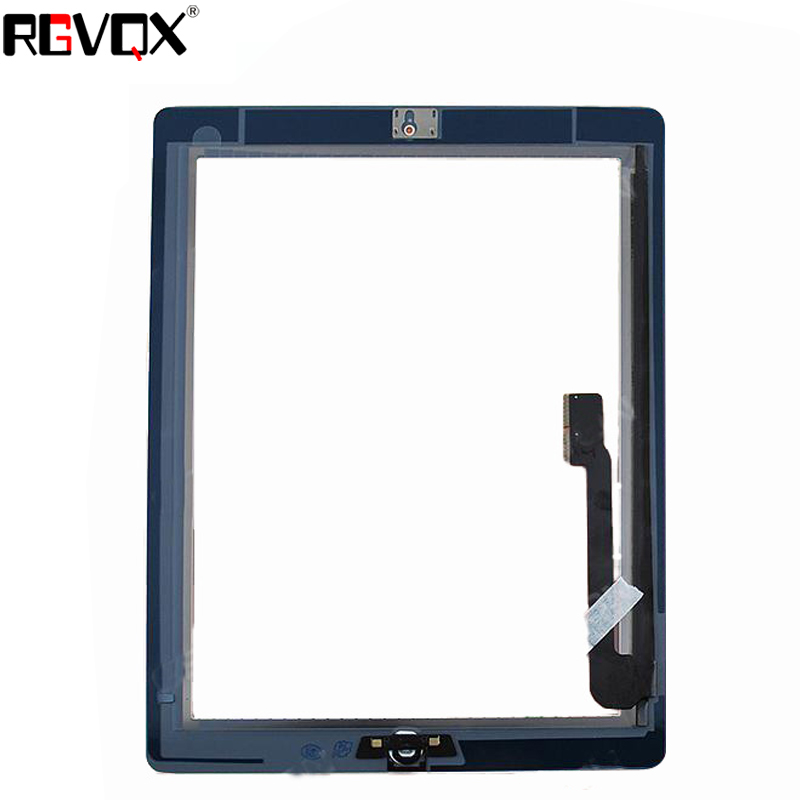 NEW Touch Screen Digitizer For iPad 3 A1416 A1430 A1403 TP IC with Home Button and Adhesive Front Glass ReplacementNEW Touch Screen Digitizer For iPad 3 A1416 A1430 A1403 TP IC with Home Button and Adhesive Front Glass Replacement