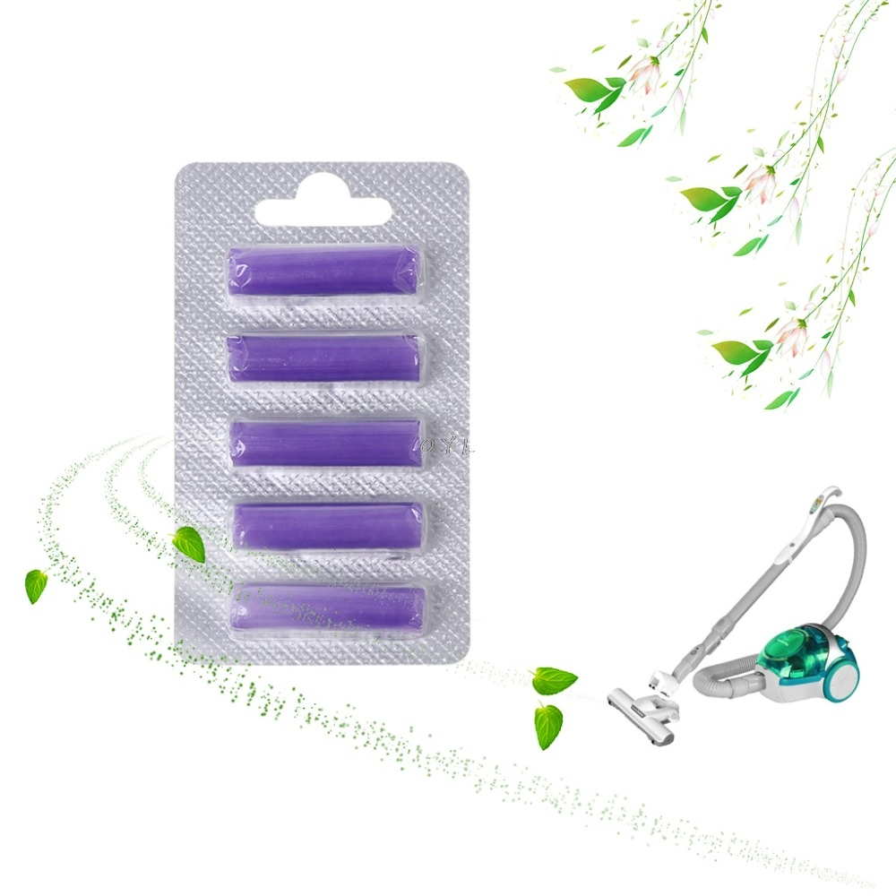 5Pcs Vacuum Cleaner Hoover Bags Air Freshener Perfume Scented Fragrance Sticks For Yl Home