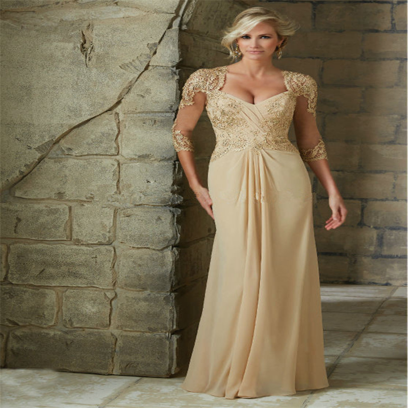 Dress Party Evening Elegant 2016 Mother Of The Bride